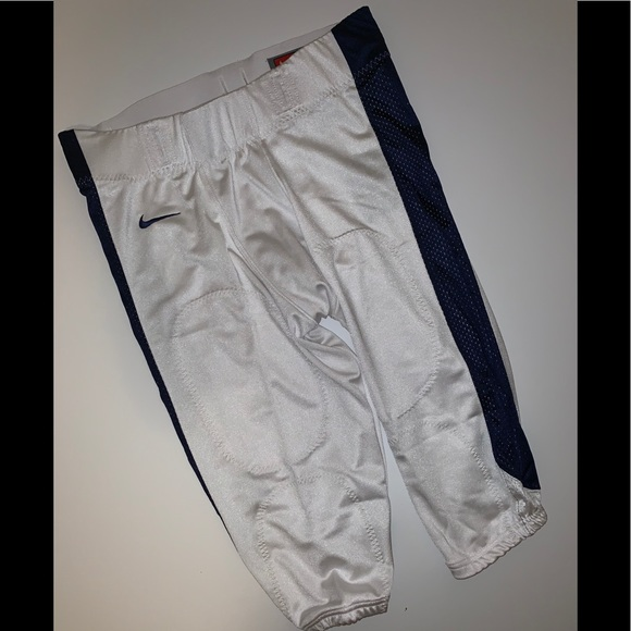 Nike Other - Nike football team white/ navy  training pants